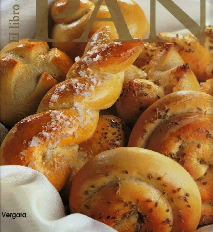 El Libro Del Pan Eric Treuillé Y Ursula Ferrigno Descargar Gratis Libros De Gastronomía En Pdf